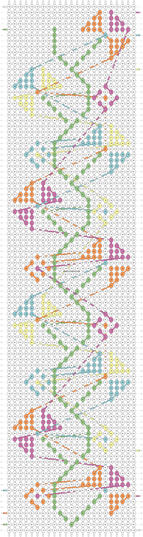 Alpha pattern #20955 pattern