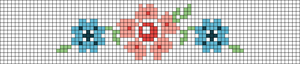 Alpha pattern #20956