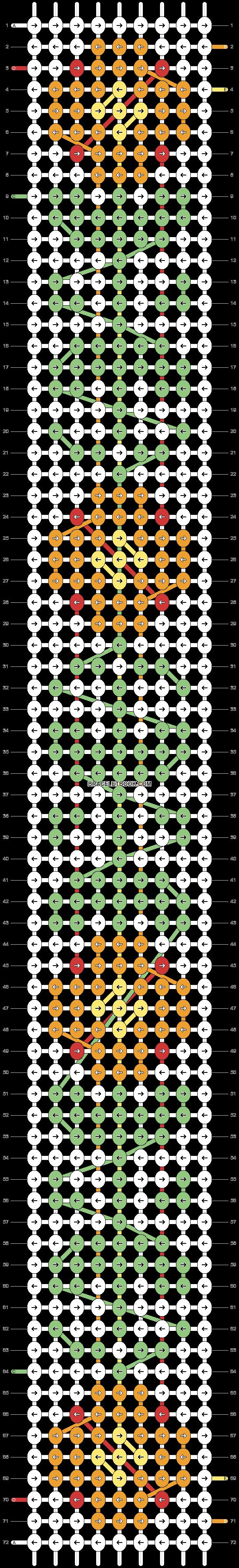 Alpha pattern #20957 pattern