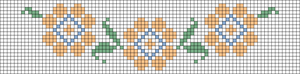 Alpha pattern #20959