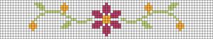Alpha pattern #20962