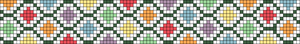 Alpha pattern #20963