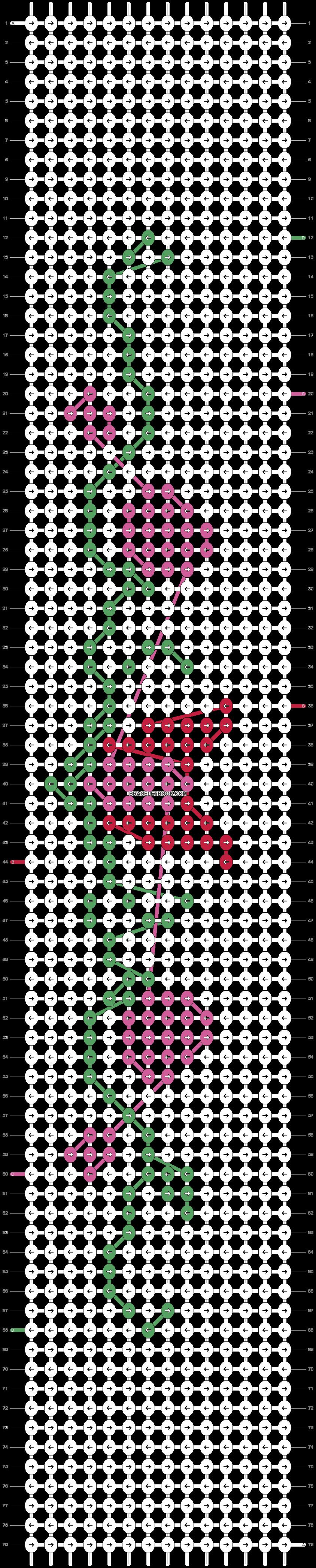Alpha pattern #20964 pattern