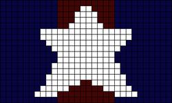 Alpha Friendship Bracelet Pattern #20974
