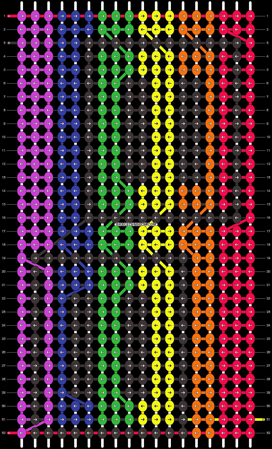 Alpha pattern #20978 pattern