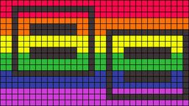 Alpha pattern #20978