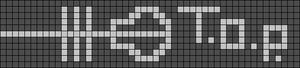 Alpha pattern #20982