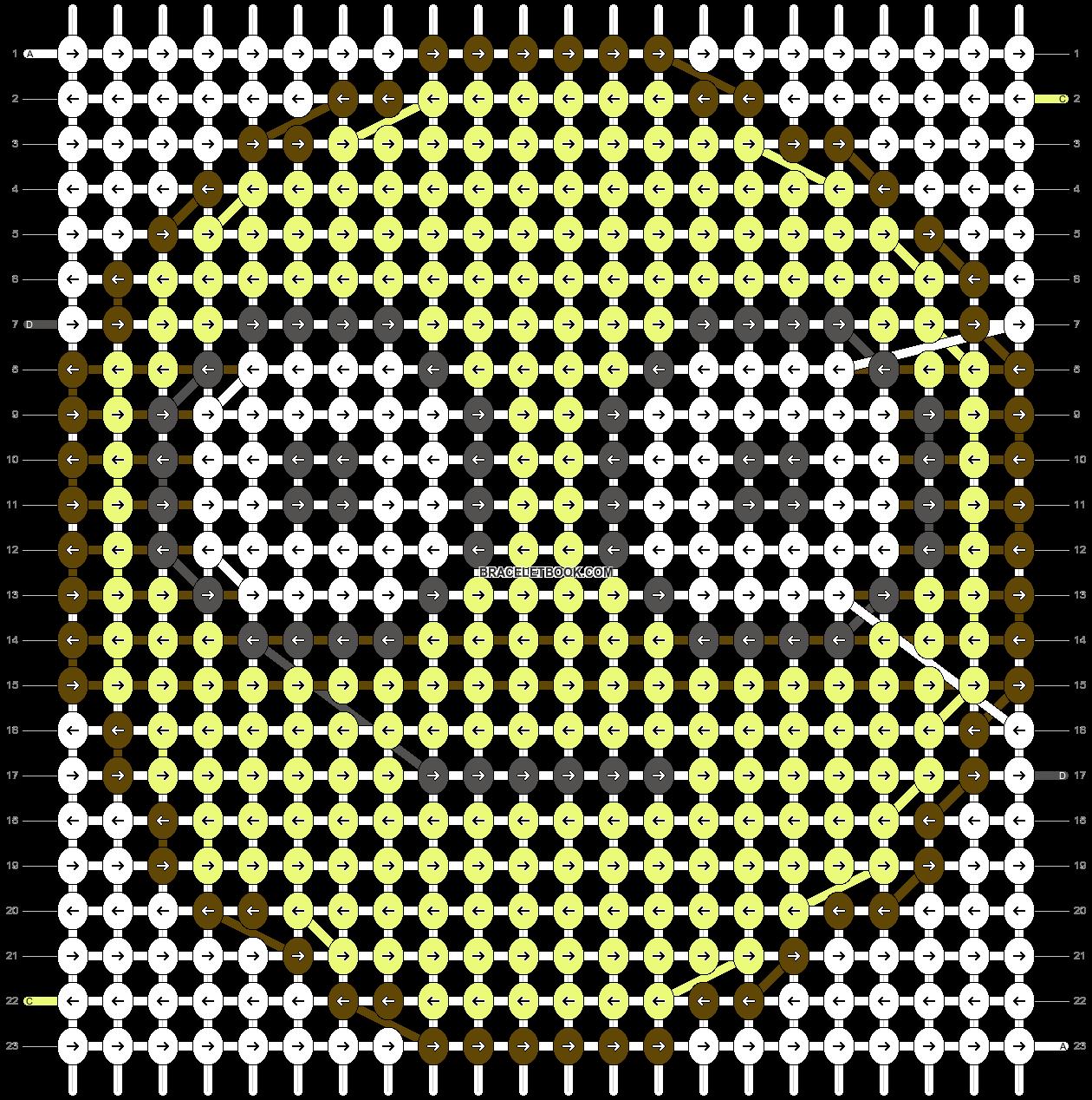 Alpha pattern #20986 pattern