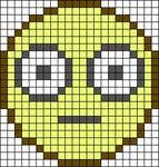 Alpha pattern #20986