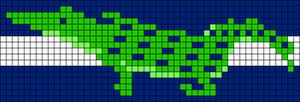 Alpha pattern #20987