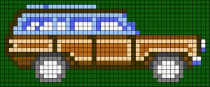 Alpha pattern #20993