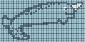Alpha Friendship Bracelet Pattern #21014