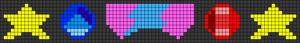 Alpha pattern #21015