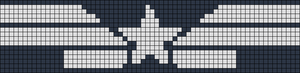Alpha pattern #21018