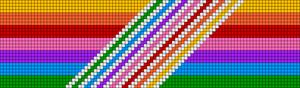 Alpha pattern #21021