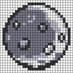 Alpha pattern #21022