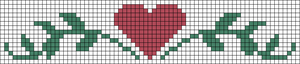 Alpha Friendship Bracelet Pattern #21026