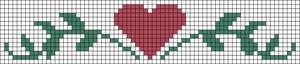 Alpha pattern #21026
