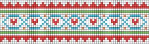 Alpha pattern #21027