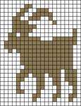 Alpha pattern #21033