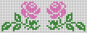 Alpha pattern #21035