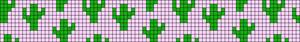 Alpha pattern #21041