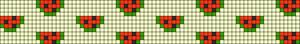 Alpha pattern #21042