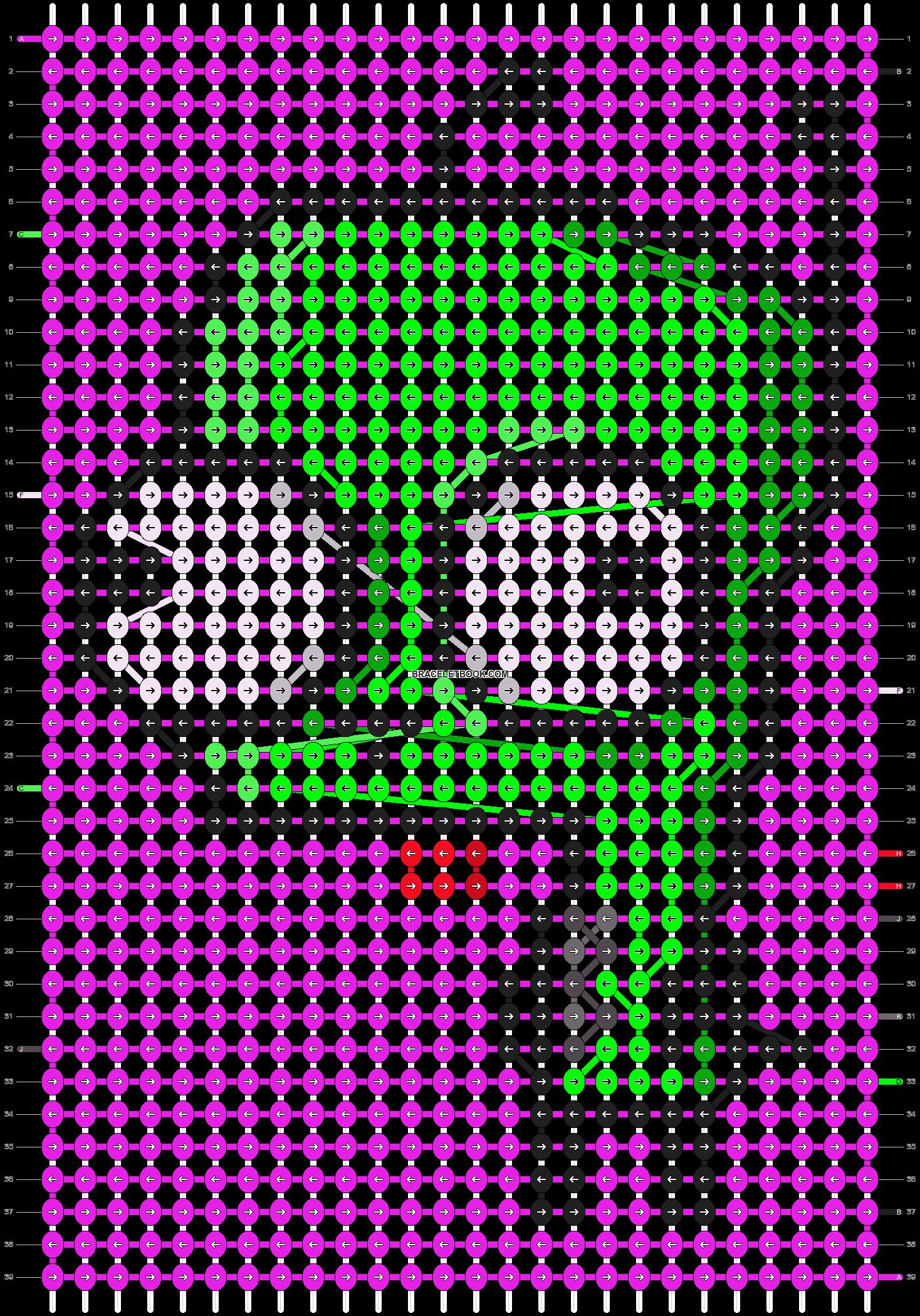 Alpha Pattern #21046 added by monkielvr