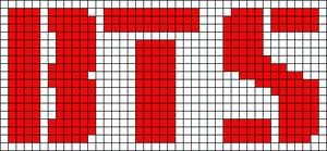 Alpha pattern #21048