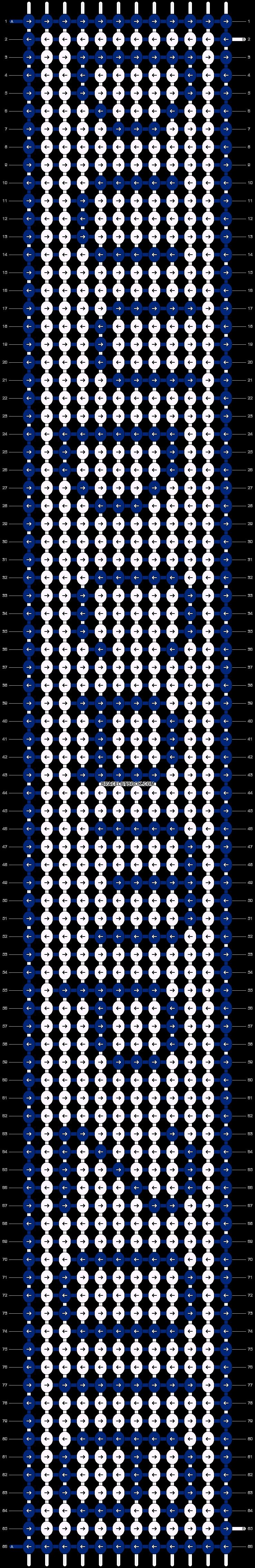Alpha pattern #21055 pattern