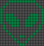 Alpha pattern #21058