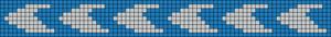 Alpha pattern #21064