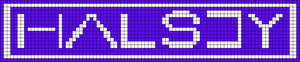 Alpha pattern #21075