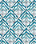 Alpha Friendship Bracelet Pattern #21077