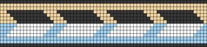 Alpha Friendship Bracelet Pattern #21078