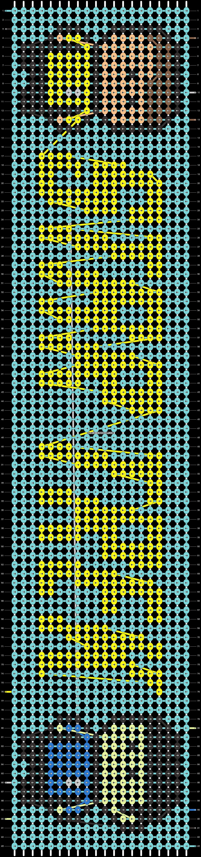 Alpha pattern #21079 pattern