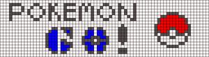 Alpha Friendship Bracelet Pattern #21087