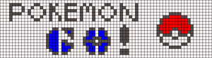 Alpha pattern #21087