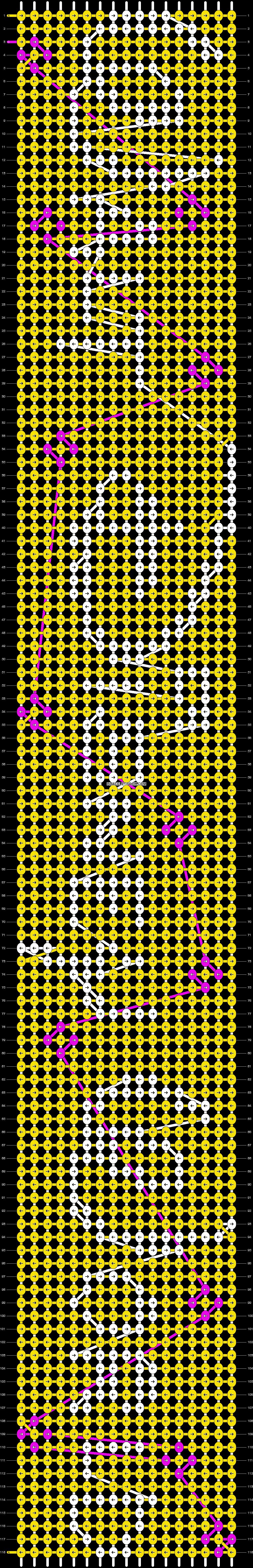Alpha pattern #21092 pattern