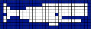 Alpha pattern #21103