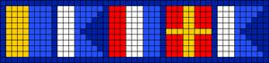 Alpha pattern #21104