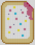 Alpha Friendship Bracelet Pattern #21119