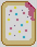 Alpha pattern #21119