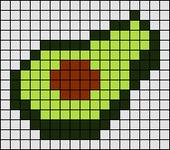 Alpha pattern #21120
