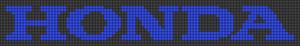Alpha Friendship Bracelet Pattern #21127