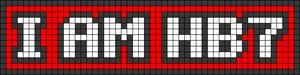 Alpha Friendship Bracelet Pattern #21129