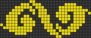 Alpha pattern #21132