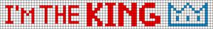Alpha pattern #21143