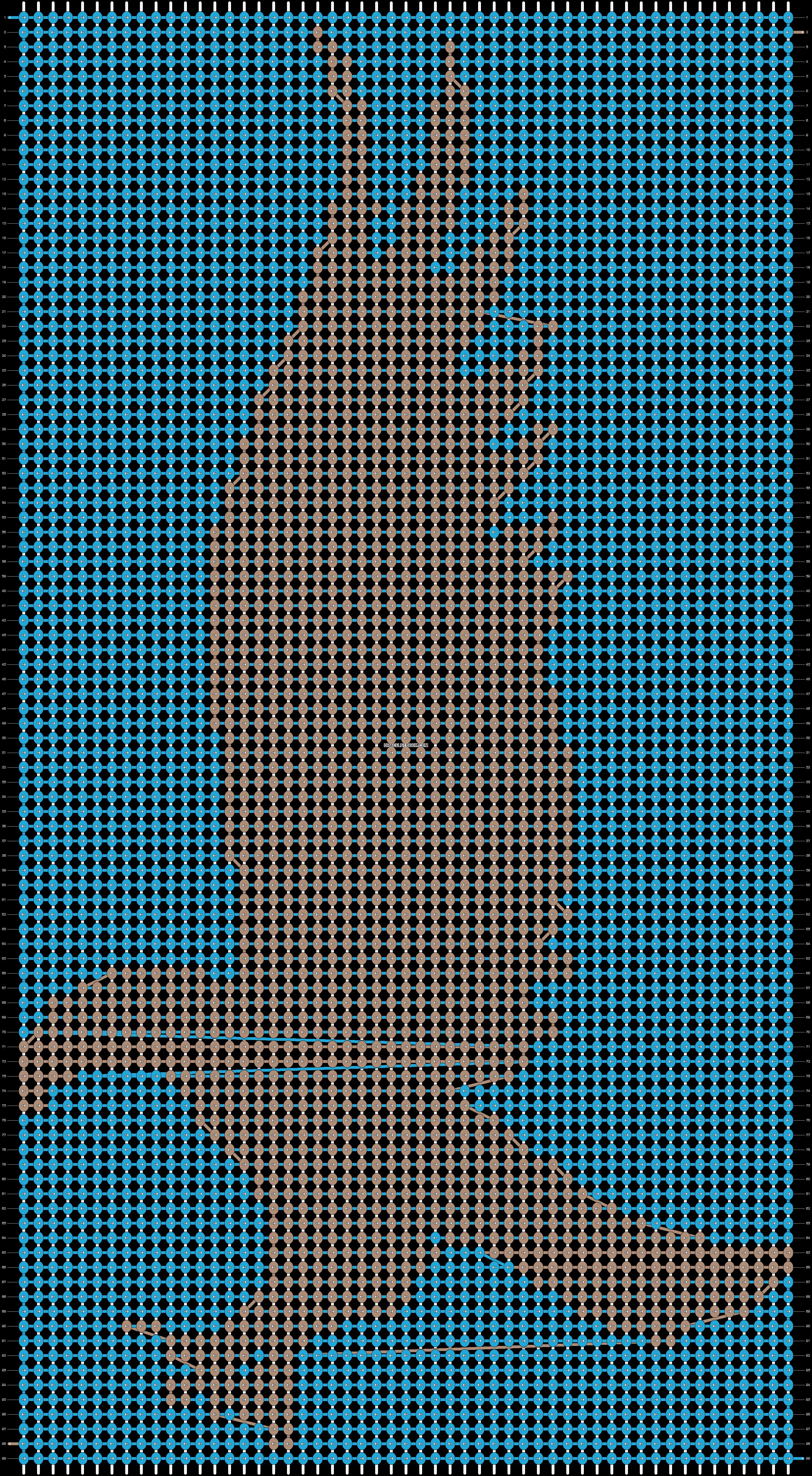 Alpha pattern #21146 pattern