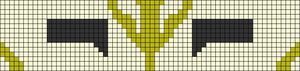 Alpha Friendship Bracelet Pattern #21151